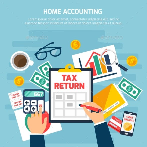 Home Accounting Composition