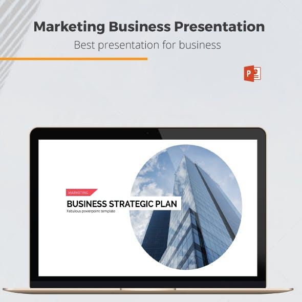 Marketing Business Presentation