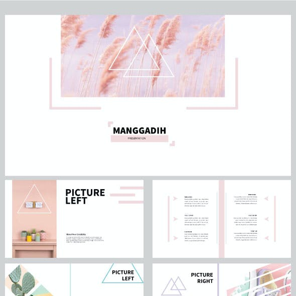 Manggadih Multipurpose PowerPoint Template