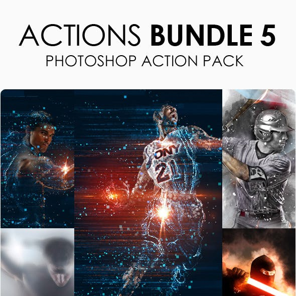 Actions Bundle 5