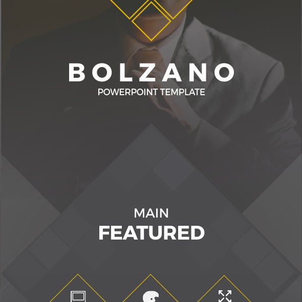 Bolzano Presentation Template