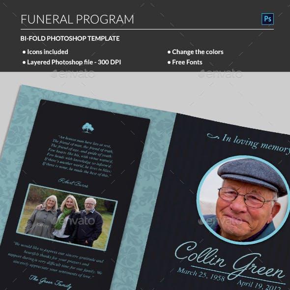 Funeral Program