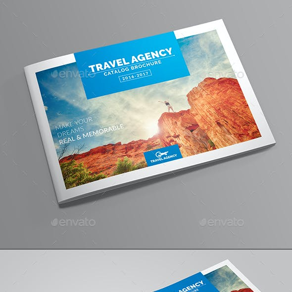 Travel Catalog / Brochure
