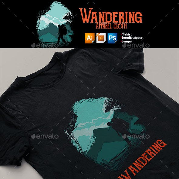 Wandering Apparel Cloth