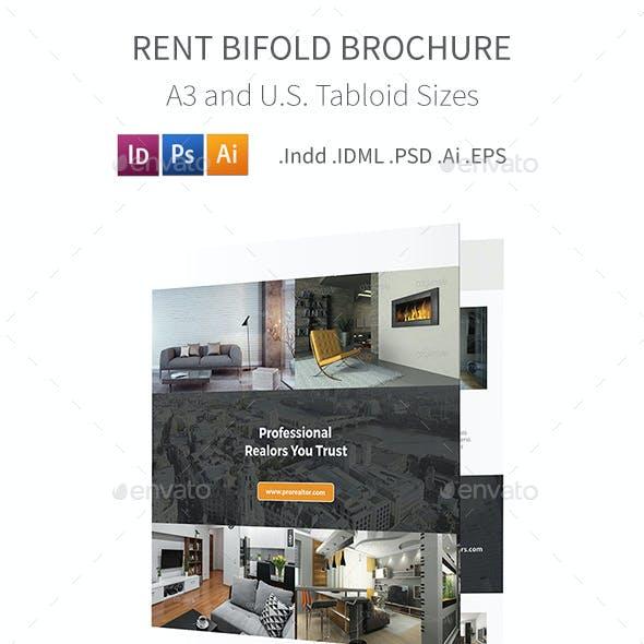Rent Bifold / Halffold Brochure