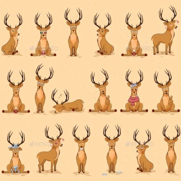 Illustrations Isolated Emoji Character Cartoon