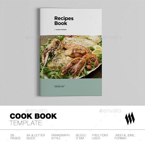 Cookbook / Recipe Book