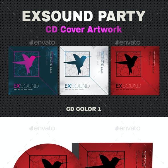 Exsound Music CD Cover V2