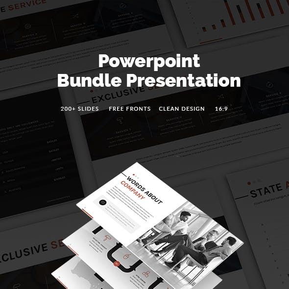 Bundle PowerPoint 3 in 1