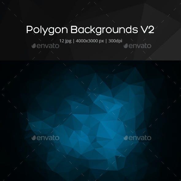 Polygon Backgrounds v2