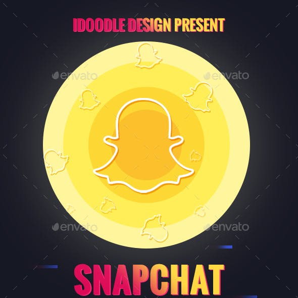 Promotion Geofilters Snapchat - 30 PSD [Special Pack]