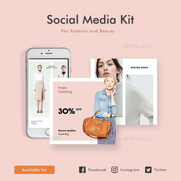 Social Media Kit 1