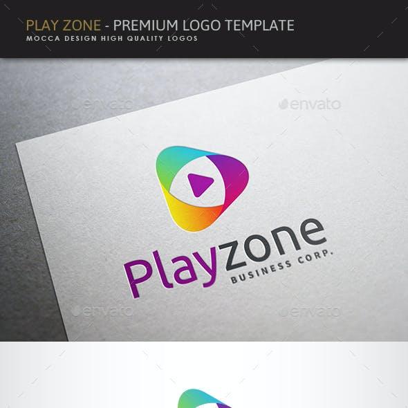 Play Zone Logo