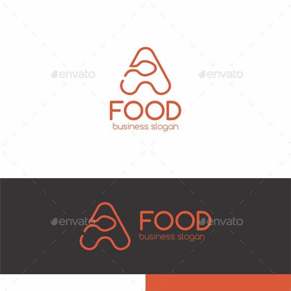 A Food Logo