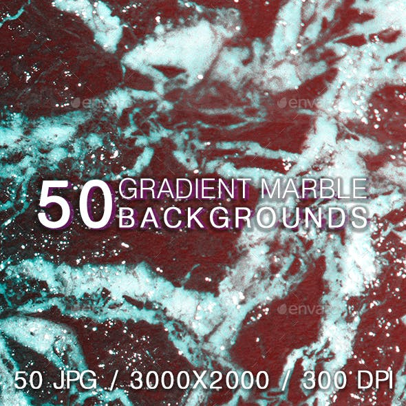 50 Gradient Marble Backgrounds