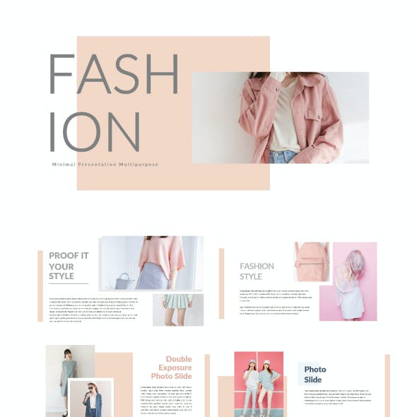 Pinky Fashion Template