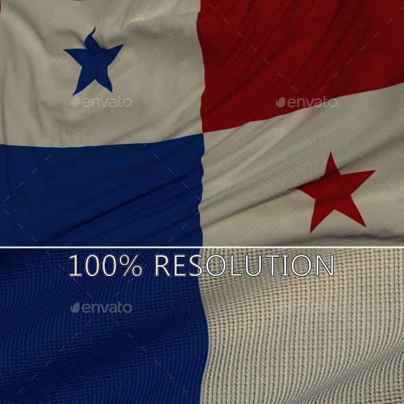Background Flag of Panama