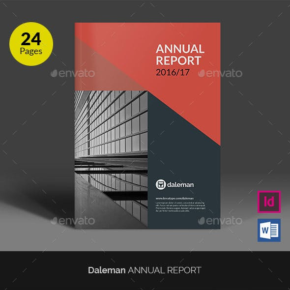 Dalemen Annual Report