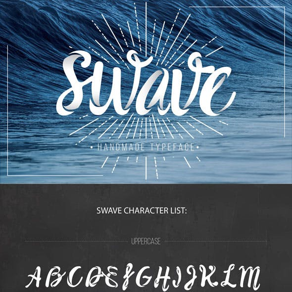 Swave Typeface