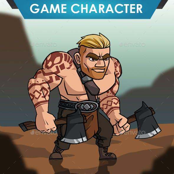 Viking Warrior Dual Axe