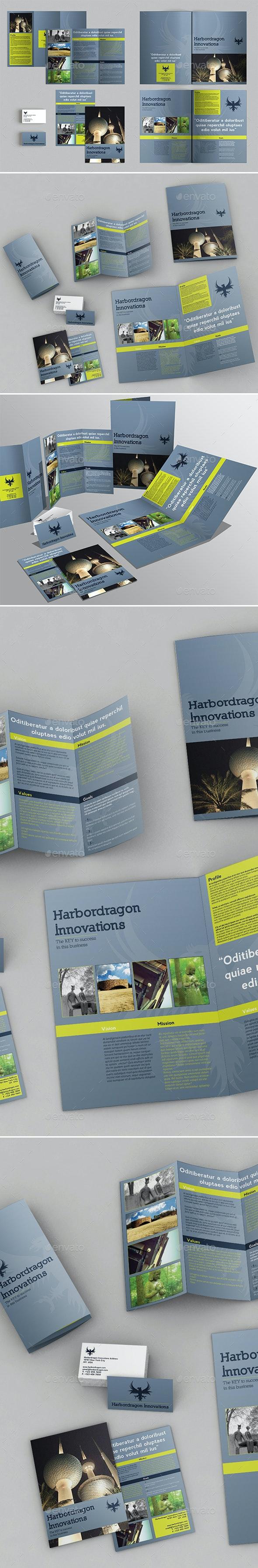 Corporate Pack Brochures - Corporate Brochures