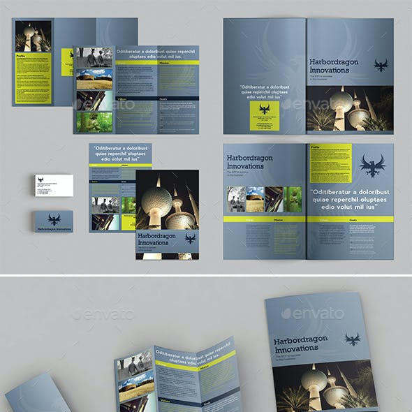Corporate Pack Brochures