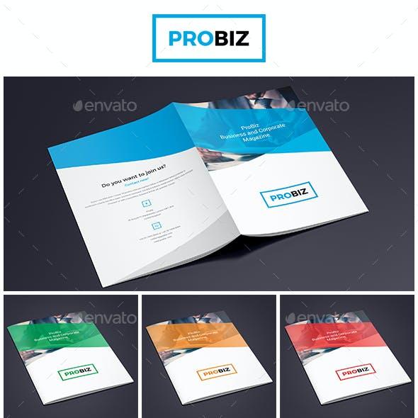 ProBiz – Business and Corporate Magazine