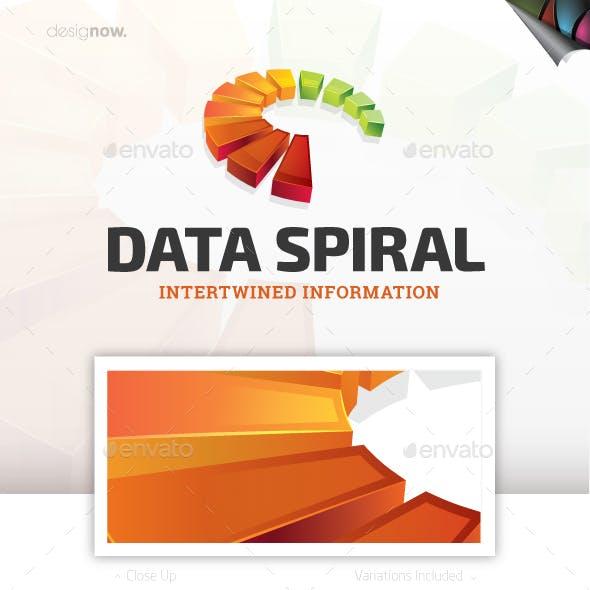 Data Spiral Logo