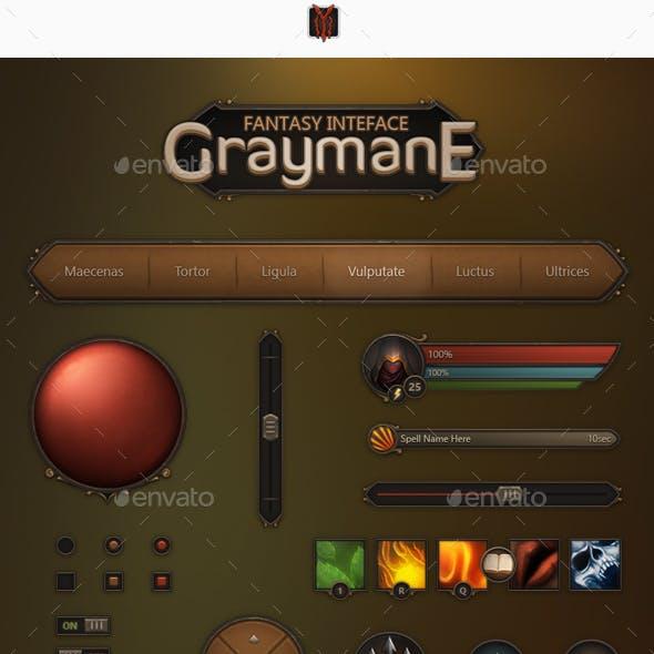 Fantasy Interface - Graymane