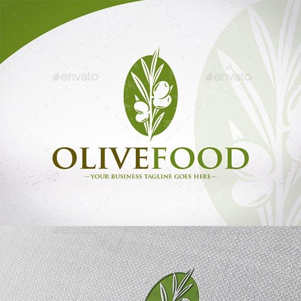 Olive Oil Logo Design
