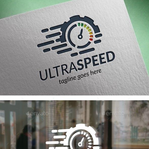 Ultra Speed Logo