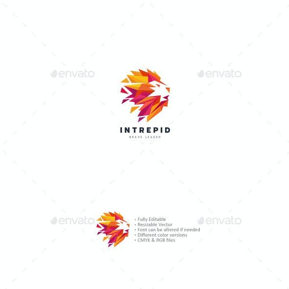 Intrepid Lion Logo