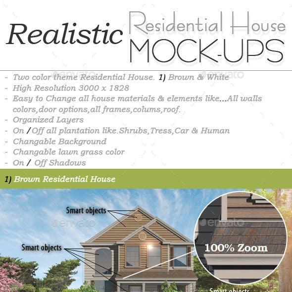House Mock-Up