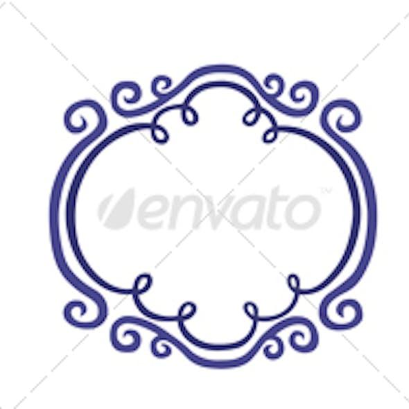 Curly Frame Set