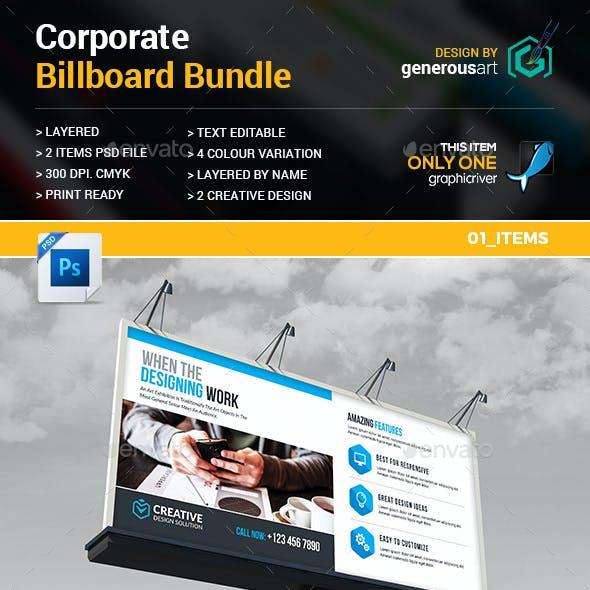 Billboard Template 2 in 1