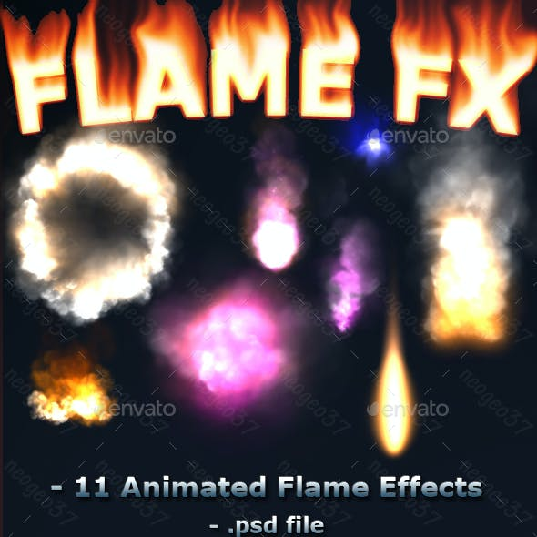 Flame Effects