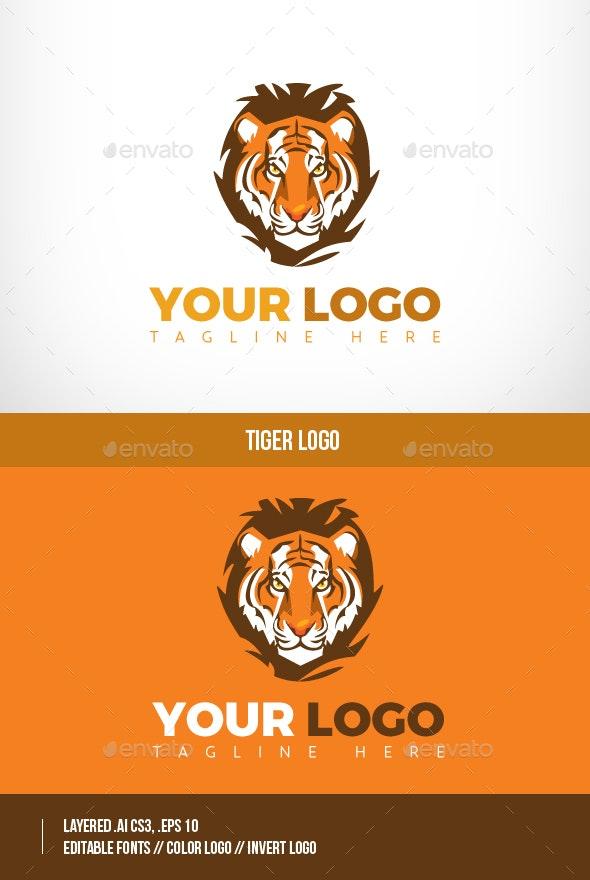 Multi Purpose Tiger Logo - Animals Logo Templates