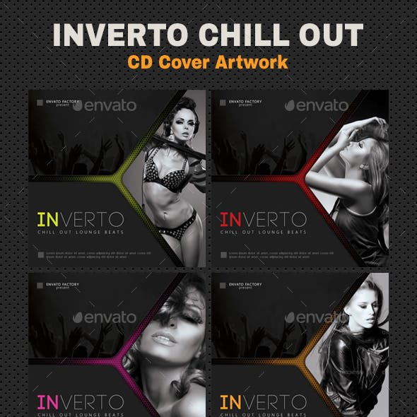 Inverto Music CD Cover 3