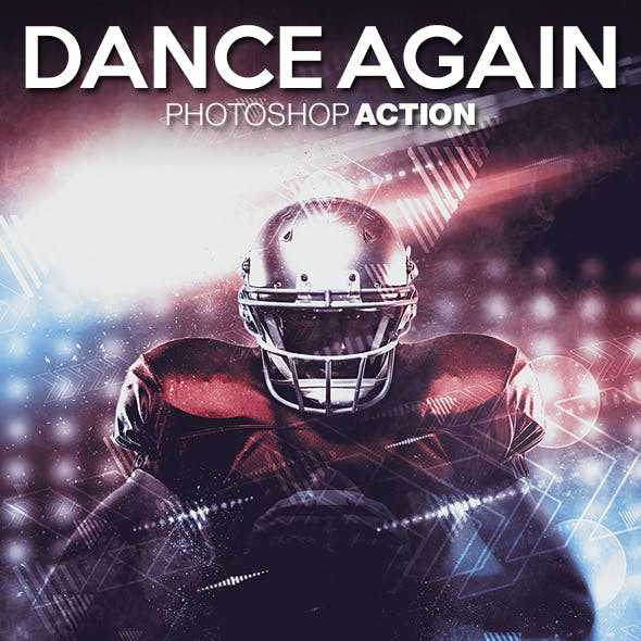 Dance Again Photoshop Action