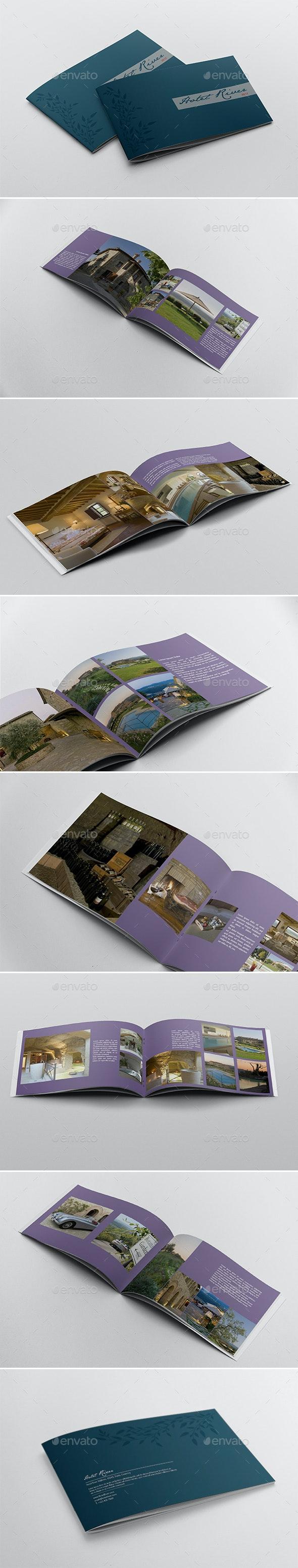 Brochure / Booklet Template - Corporate Brochures
