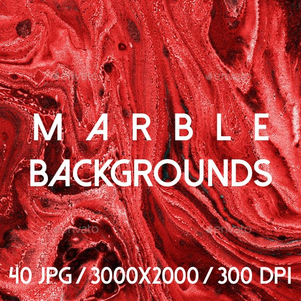 40 Marble Backgrounds