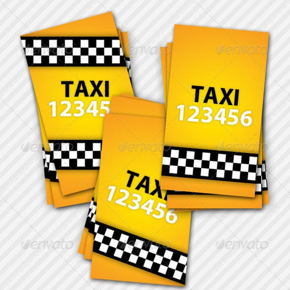 Taxi Driver Graphics, Designs & Templates from GraphicRiver