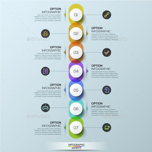 Modern Infographic Timeline Template