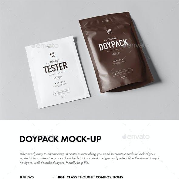 Doypack Mock-up