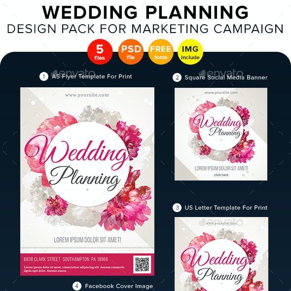 Wedding Planning Pack