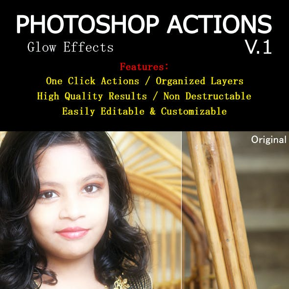 Photoshop Actions V.1