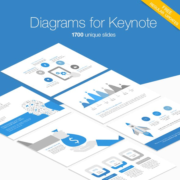 Diagrams for Keynote