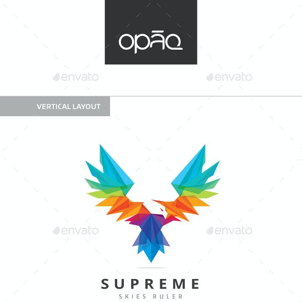 Supreme Eagle Logo