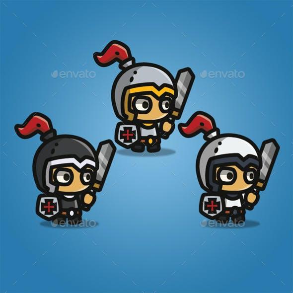Tiny Style Knight