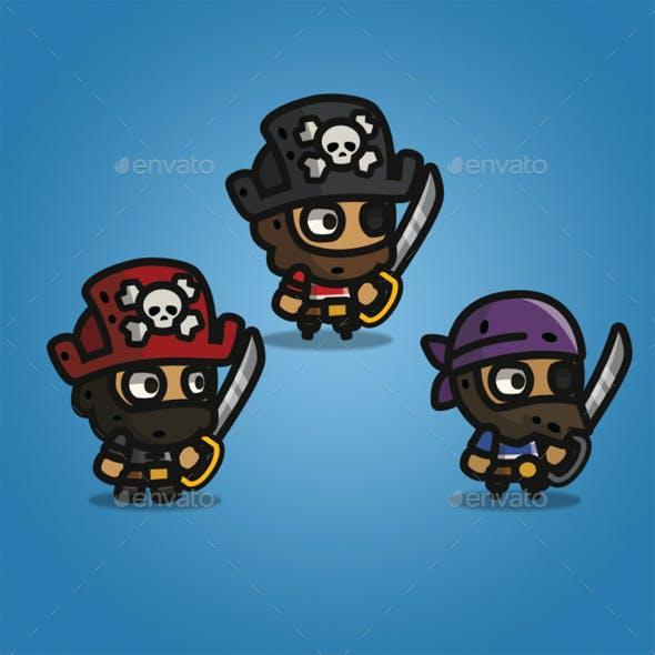 Tiny Style Pirate